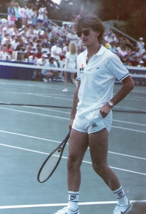 Who Said Men Can T Wear Short Shorts Let S See Some Hotpants Ged Therulesoftennis Geddy Lee Rush Band Rush Concert