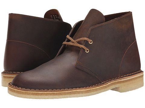 Clarks Desert Boot Taupe Distressed Suede  $130 Zappos.com Free Shipping BOTH Ways