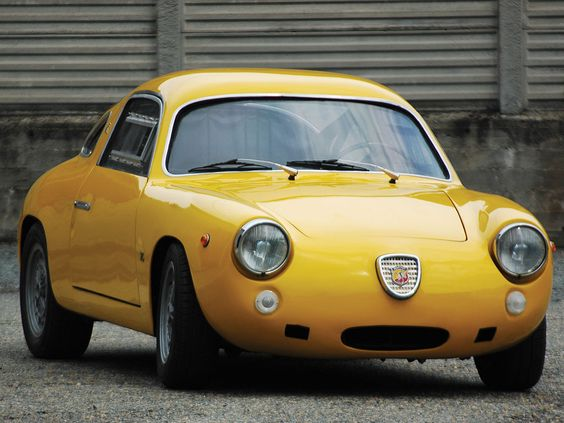 1961 Fiat-Abarth 750 Record Monza by Zagato | London 2016 | RM Sotheby's