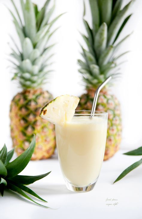 Have you got any fresh pineapple and yoghurt on hand? If so, you're just minutes away from enjoying this brilliant lassi ;)