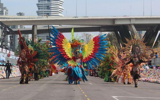 Chingay Parade đầy sắc màu đến từ nhiều nơi