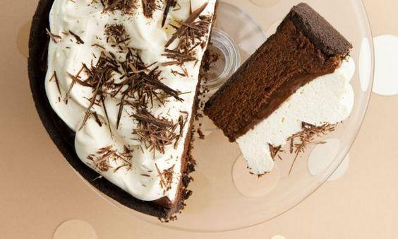 Chocolate recipe: Showboat Mississippi mud pie