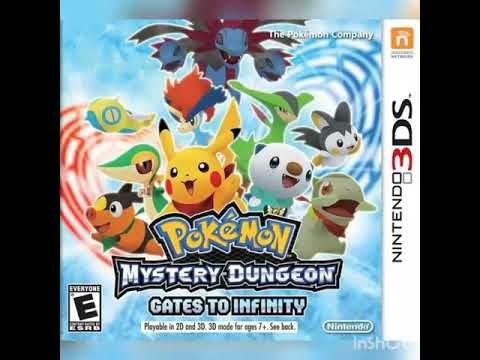 Pokemon Mystery Dungeon Tore Zur Unendlichkeit 3ds Cia Citra Dlc Nintendo Pokemon Mystery
