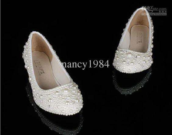 Wedding Shoes Glasgow Elegant Wedge Heel Bridal Bridesmaid Size 34 44 Low