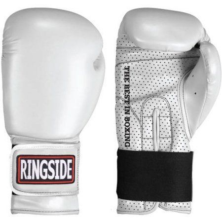 Ringside Youth Extreme Fitness Boxing Gloves, White