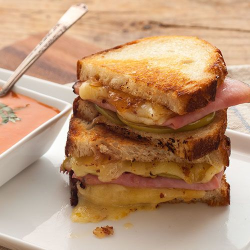... bacon grilled cheese sandwiches onion jam bacon grilled cheeses