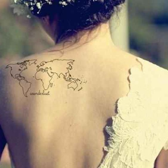 httptattoomagzcrazymapstattoosperfectlylovelytravel – Travel Maps For Sale