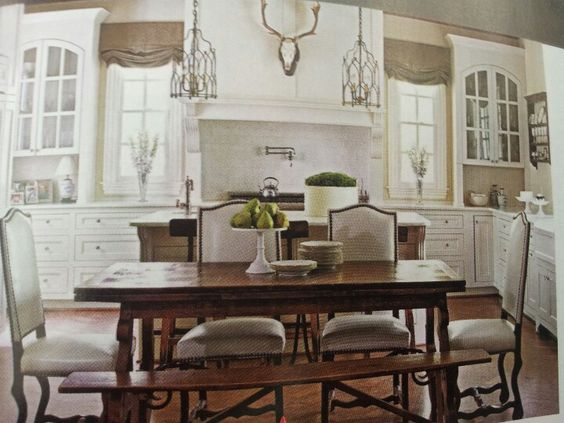 Dream kitchen Traditional Home May 2013 magazine Home