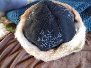 Bespoke Viking Hat.16