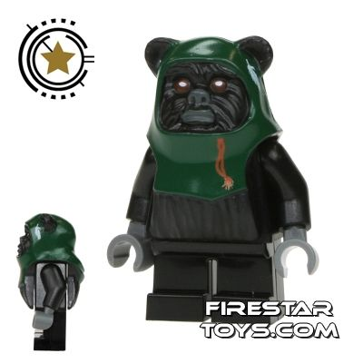 LEGO Star Wars Mini Figure - Ewok Tokkat