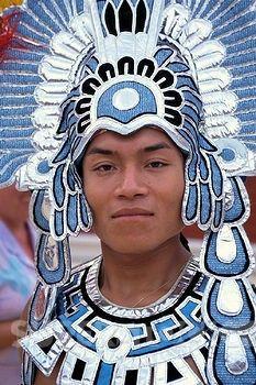 mayan indian. Love it!