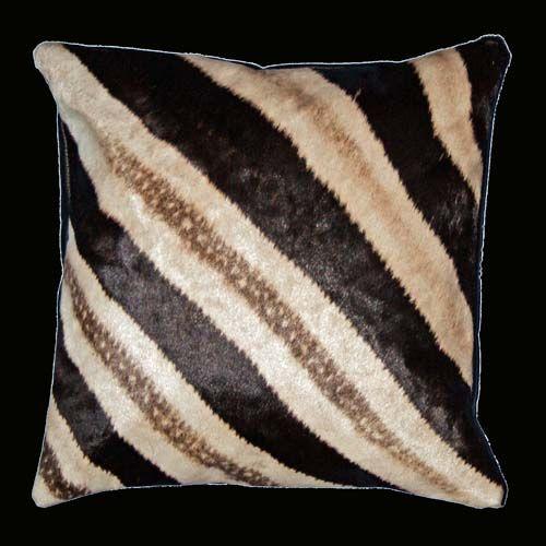 Real Animal Skin Pillows : 2 Zebra Skin Pillows Want 4 House Pinterest Zebras, Shopping and Pillows