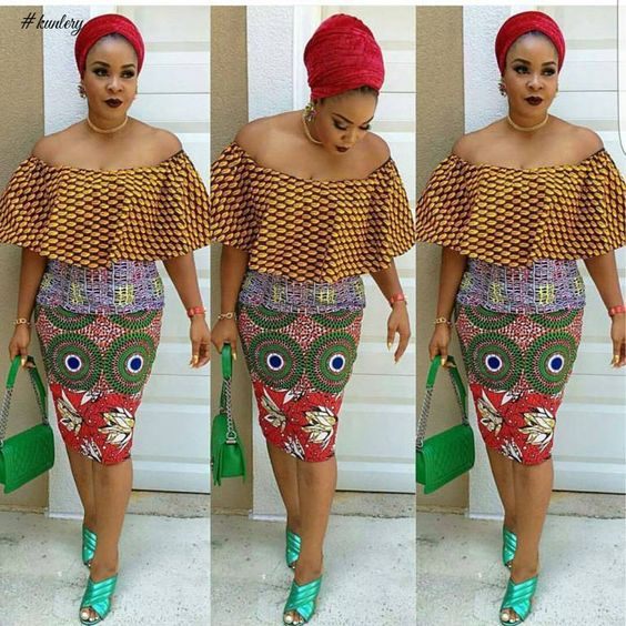 2019 Lovely and Pretty Ankara Styles