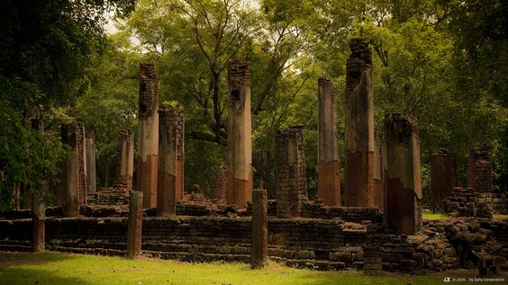 Historic Town of Sukhothai and Associated Historic Towns,Thailand,Sony Global - α CLOCK: WORLD TIME, CAPTURED BY α