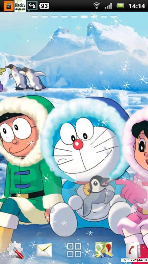 Download Wallpaper Doraemon 3d Di 2020 Dengan Gambar