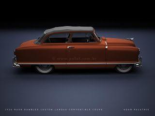 1950 Nash Rambler Custom Landau