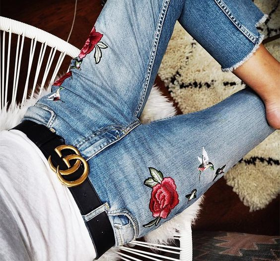 The Unexpected Gucci Item Blowing Up in the Blogger World via @WhoWhatWear
