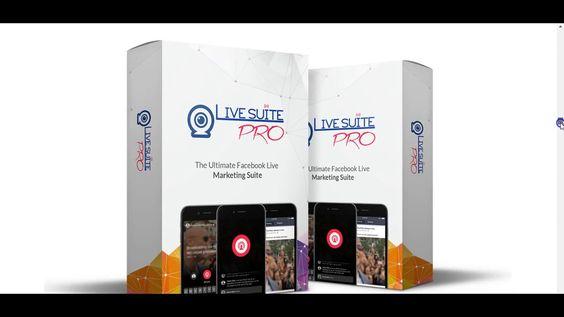 Live Suite Pro Facebook Marketing Program Review - You Won't want to Mis...