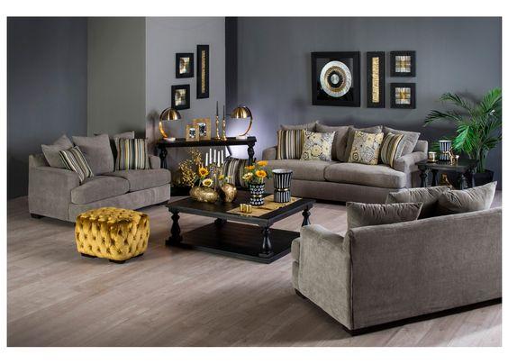 Living Room With A Trending Design Made Of Grey Velvet That Is Soft To The Skin Price 13665 SAR QAR 1055 KWD Livingroom Vel