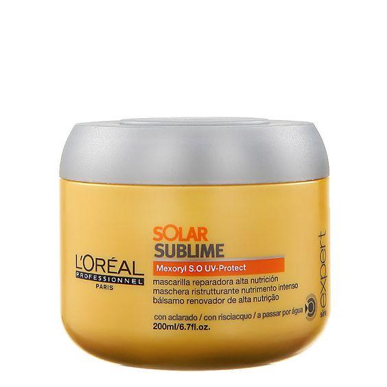 Loréal Professionnel Expert Solar Sublime - Máscara 200 g