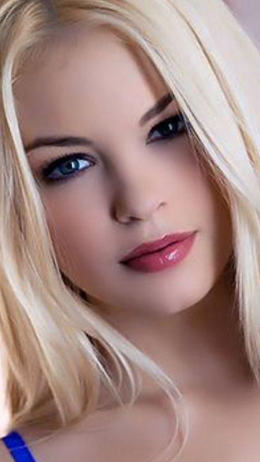 Cutblonde En 2019 Belleza Mujer Cara Hermosa Y Belleza Rubia