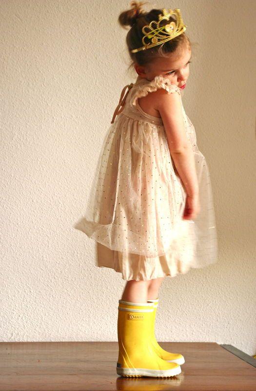 Little princeSs #princesse #botte #fashion #kids