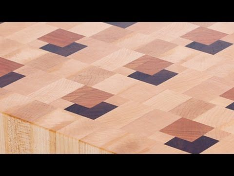 making a 3d end grain cutting board 7 youtube cutting. Black Bedroom Furniture Sets. Home Design Ideas