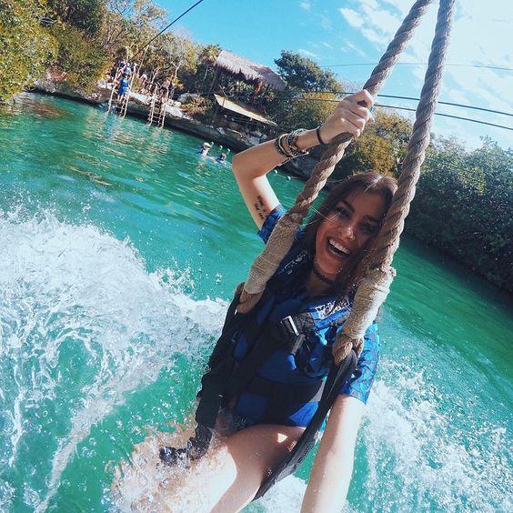 Transbordando alegria! Que diiiia, Cancún!  #gopro #Cancunchallenge #ViajeGenial