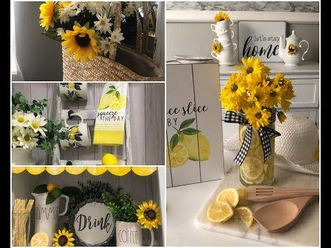 Summer Coffee Station With Summer Decor Ideas July 2019 Youtube