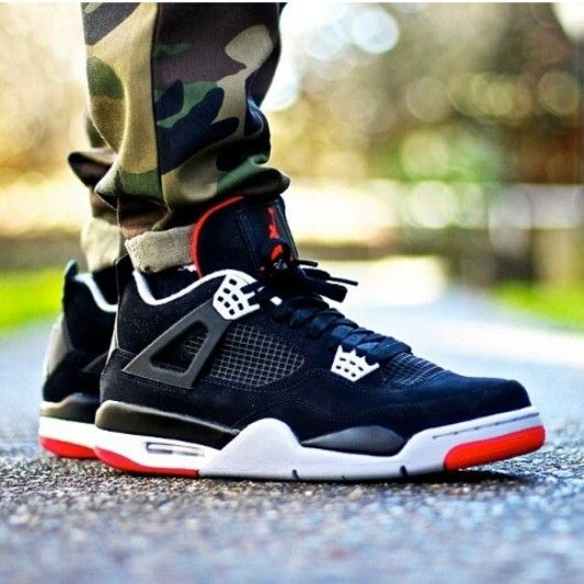 air jordan 4 bred for sale