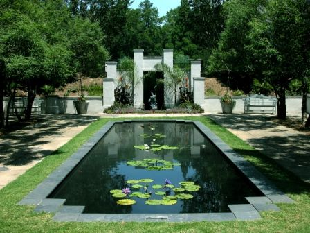 Birmingham Botanical Gardens: Hill Garden During The Day! | Weddings,  Showers And More... | Pinterest | Hill Garden