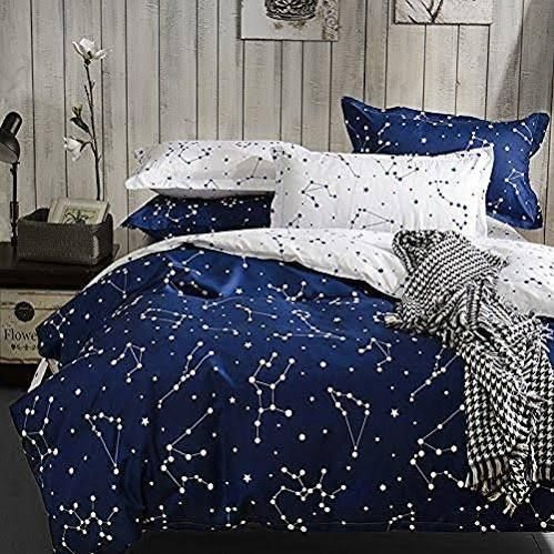 Solar System King Size Comforter Kids Bedding Sets
