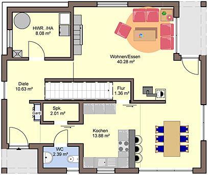 Einfamilienhaus 120 Qm Eingang Rechts ~ Die neuesten Innenarchitekturideen
