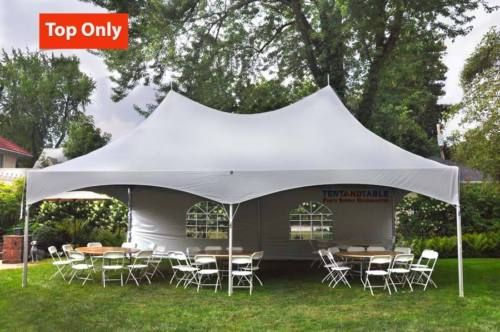 10x20 Canopy Replacement Cover Instant Setup Waterproof Party Wedding Tent White Shelterlogic Canopy Temporary Shades Tent