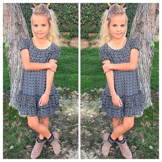Fall Tween Girl Fashion - Tween fashion blog - Vandy Jaidenn - www.weresofancy.com #fashionblog #tweenfashion #tweengirlfashion