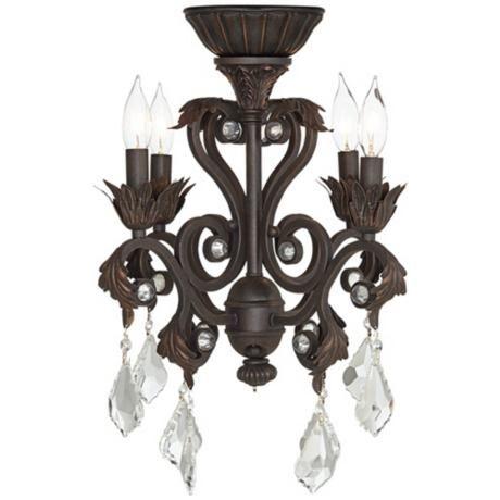 4 light oil rubbed bronze chandelier ceiling fan light kit 180 bronze ceiling fan