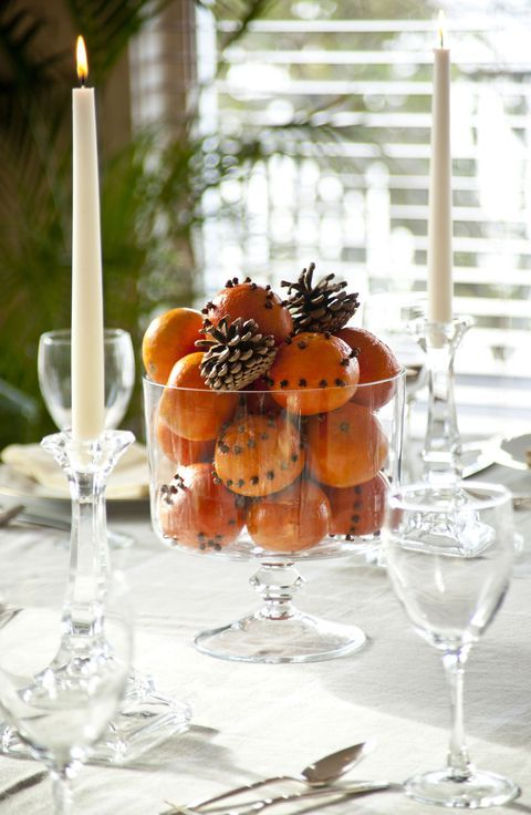 Our Favorite Decor Ideas To Take Your Thanksgiving Celebration To The Next Level Thanksgiving Centerpieces Diy Christmas Table Decorations Thanksgiving Table Decorations