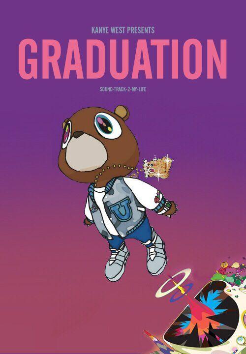 Kanye West 39 Graduation 39 In 2020 Kanye West Wallpaper Kanye West Graduation Kanye West