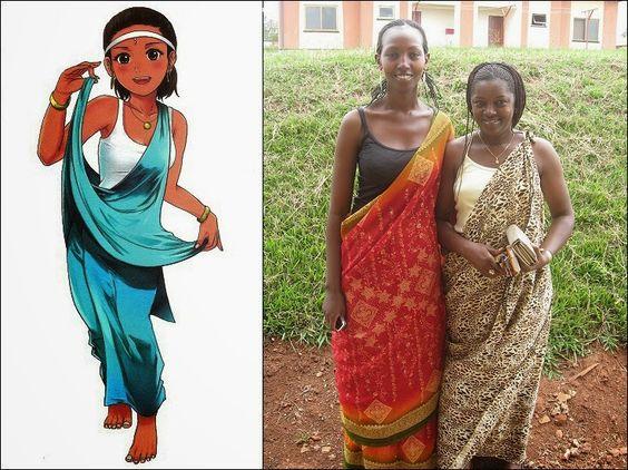 mushanana rwandan traditional clothing traditional