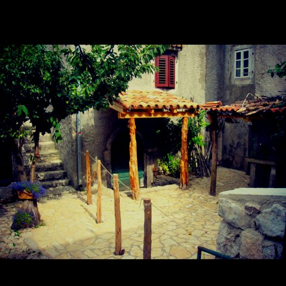 Lubenice, Croatia