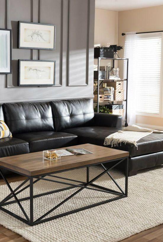 Best Of Interior Design Black Leather Sofa And Description Black Sofa Living Room Leather Sofa Living Room Black Couch Living Room