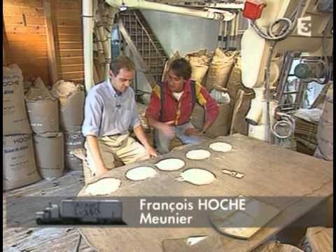 C'est Pas Sorcier - Du blé au pain - YouTube