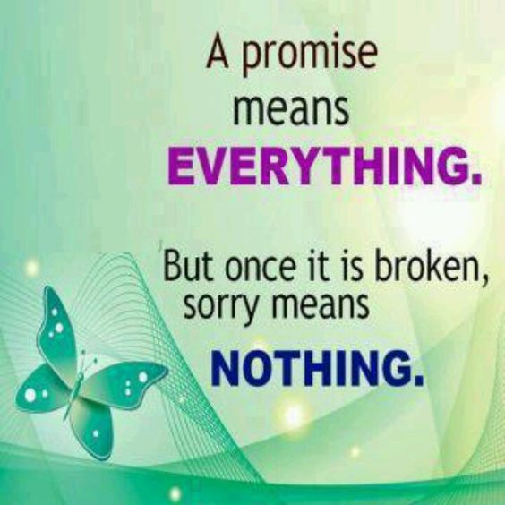 When Trust Is Broken Sorry Means Nothing Quotes: Pinterest • The World's Catalog Of Ideas