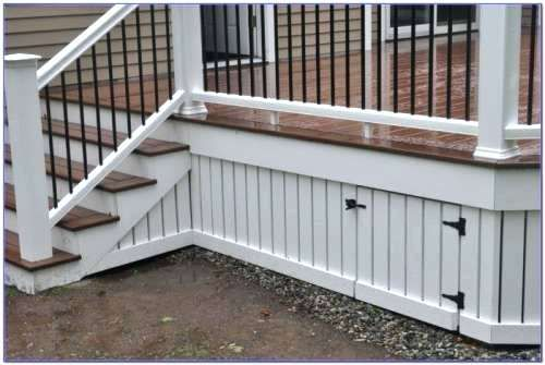 Porch Underpinning Ideas Modern Porch Skirting Ideas And Design
