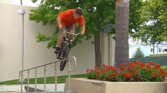Stevie Churchill For OSS BMX (Clip)