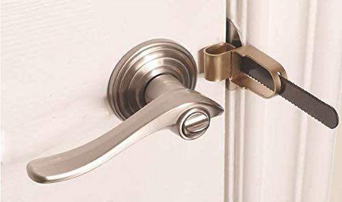 Calslock Portable Door Travel Lock Tools Products Amazon Com Travel Lock Door Locks Hotel Safety