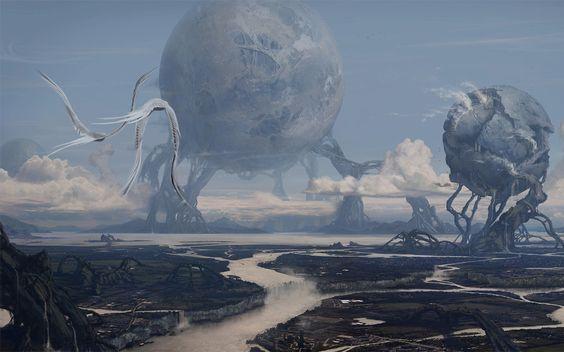 こういう神秘的な風景画像がたまらなく好きなんだが・・・ : はれぞう