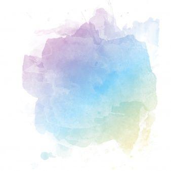 Descarga Gratis Fondo De Acuarela En Colores Pastel Fundo De