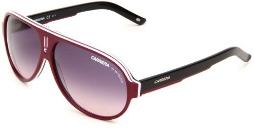 Carrera offer the best  Carrera CARERRA Ca25S Aviator Sunglasses,Aubergine White Frame,Plum Gradient Lens,One Size. This awesome product currently 4 unit available, you can buy it now for $130.00 $87.50 and usually ships in 24 hours New        Buy NOW from Amazon »                                         : http://itoii.com/B005NGTVMO.html