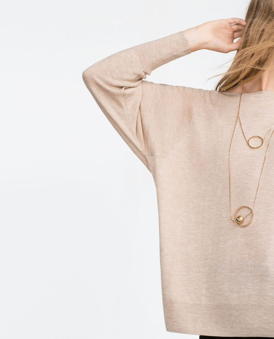 OVERSIZE SWEATER-View all-Woman-NEW IN | ZARA United States: